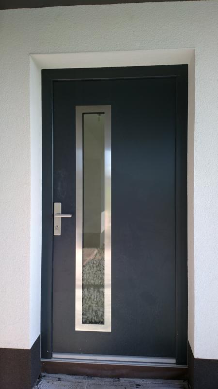 Překryvné dveřní výplně
